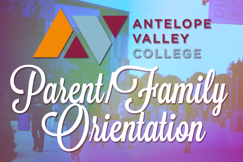 AVC Parent/Family Orientation