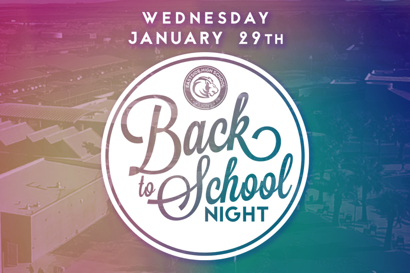 Back To School Night: Showcase