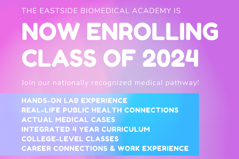 Join Biomedical Academy 2020!