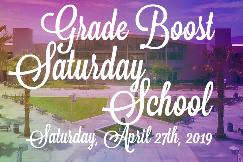 Grade Boost Saturday School