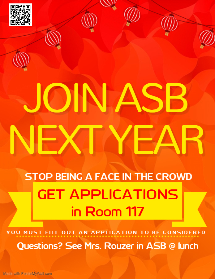Join ASB Next Year!