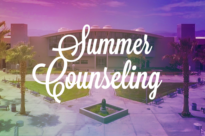 Summer Counseling