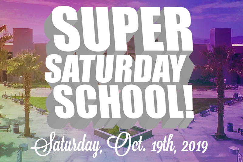 Super Saturday School (Grade Boost!)